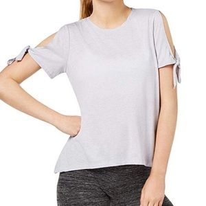NWTCalvin Klein Icy wash cold-shoulder In alloy